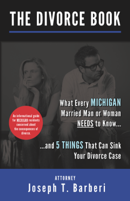 The Divorce Book: What Every Michigan Married Man or Woman Needs to Know